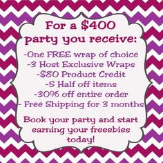 $400 Jamberry Nails Party Rewards!