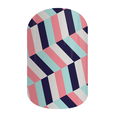 July 2015 Host Exclusive Jamberry Nail Wrap