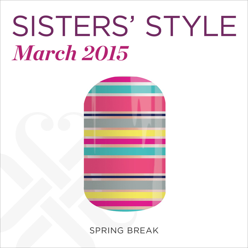 Jamberry March Sisters' Style Exclusive